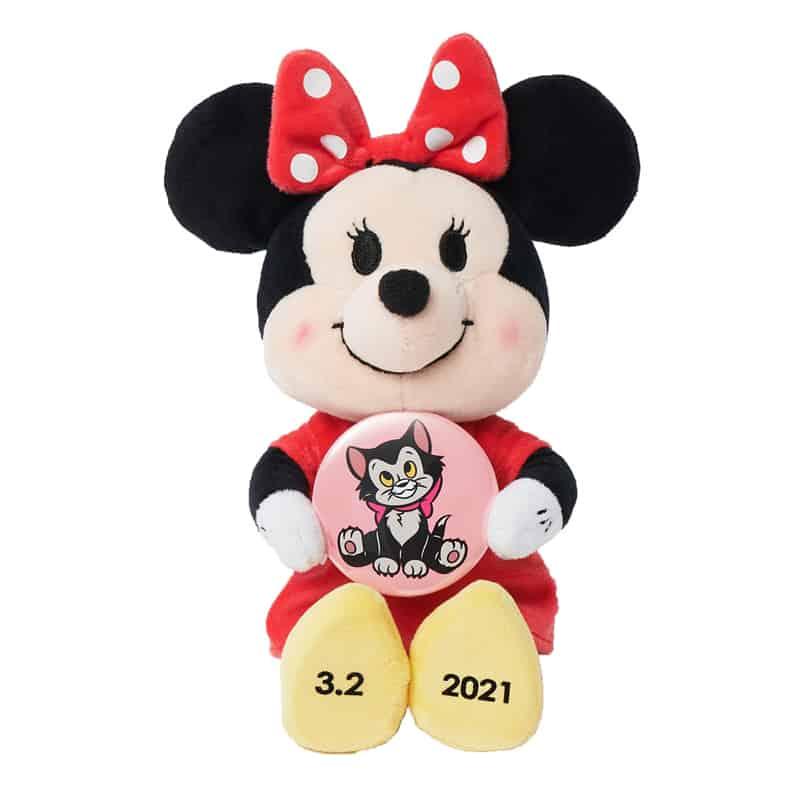 minnie day minnie mouse nuiMOs plush