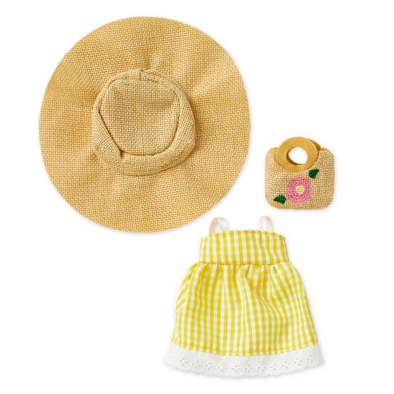 nuimos-gingham-dress-sunhat-straw-bag-02