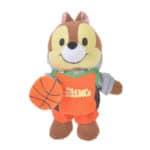 Orange Basketball Uniform